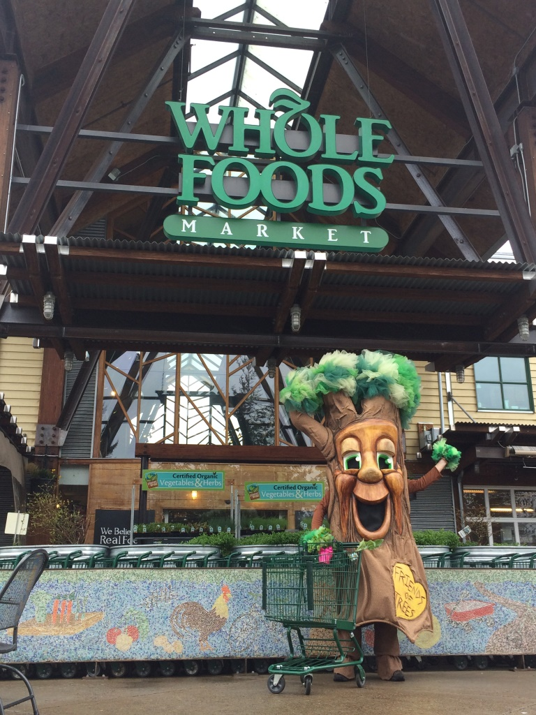 Garry Whole Foods sign